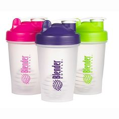 Shake things up with a gift that mixes any powdered drink on the go - Mini Blender Bottle Shake Bottle, Water Bottle, Plastic Drink Bottles, Mini Blender, Protein Shaker Bottle, Best Protein Shakes, Bottle Manufacturers, Blender Bottle, Magic Bullet