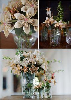 handmade wedding flowers