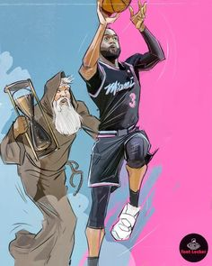 Behind The Scenes By footlocker Nba Pictures, Basketball Pictures, Basketball Conditioning, Bape Wallpapers, Basketball Drawings, Mvp Basketball, Epic Drawings, Grafiti, Dwyane Wade