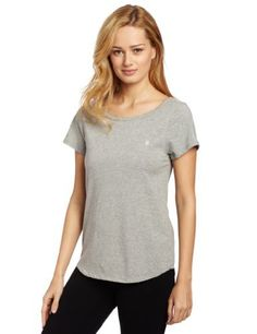 Tommy Hilfiger Women's Boat Neck Short Sleeve Top Tommy Hilfiger. $21.00. Machine Wash. 95% Cotton/5% Spandex. Tommy Hilfiger insignia. Made in China. Fitted