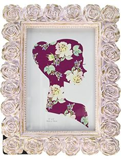Beautiful Rose Resin Picture Frame for Table Top or Wedding Table Decor Pink and Gold -- You can find more details by visiting the image link. Pink Grey, Pink And Gold, Pink Gray Bedroom, Home Gifts, Wedding Table, Picture Frames, Diy Home Decor, Resin, Table Decorations