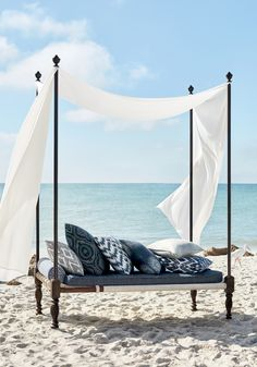 Indigo Group from Solstice Collection Sunbrella Thibaut Fabric