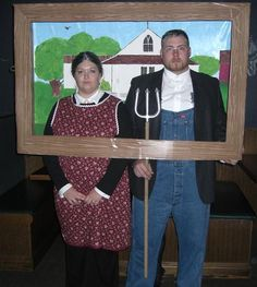 American Gothic Costume | Costume Pop