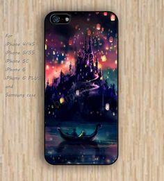iPhone 5s 6 case Dream catcher colorful Castle lantern phone case iphone case,ipod case,samsung galaxy case available plastic rubber case waterproof B465