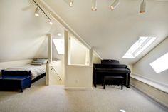 Creative space.  Loft/studio/guest room