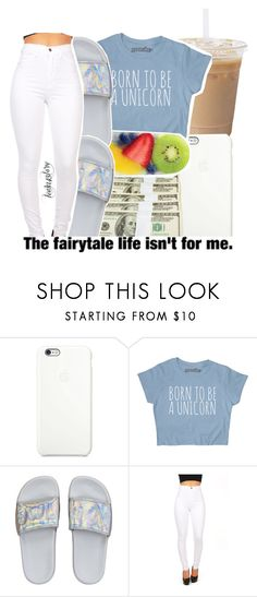 """""""leah143love"""" by leah143love ❤ liked on Polyvore featuring Apple"""