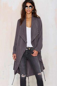 BB Dakota Kerrigan Anorak Coat - Coats
