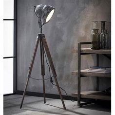 Vloerlamp driepoot staande lamp