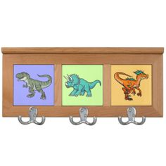Dinosaurs Coat Racks