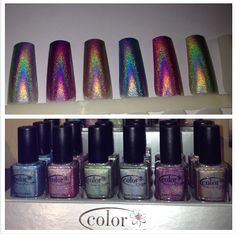 Color Club Halographic Hues Via Lacqueredlover Instagram