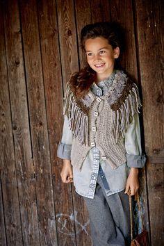 Lana Grossa WESTE Merino Air - FILATI Kids & Teens No. 4 - Modell 10   FILATI.cc WebShop