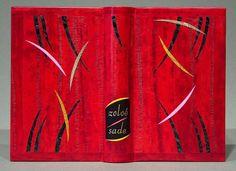 Louise Mauger • Reliure dart