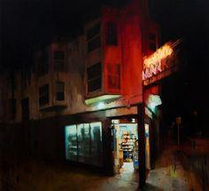 Vida urbana, por Kim Cogan
