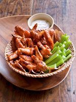 No-Guilt Buffalo Wings