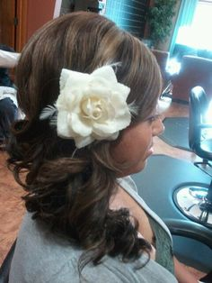 Possible hair do for Witsky Wedding