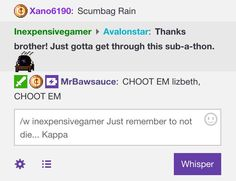 Twitch Launches Whisper Private Messaging Feature
