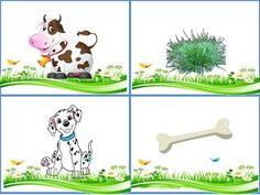 hayvan_yemekleri_eşleştirme Preschool Learning Activities, Book Activities, School Frame, Cicely Mary Barker, Kids Gifts, Pretty Pictures, Game Art, Animals And Pets, Card Games
