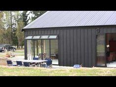 Customkit Buidlings of quality wood kitset homes, modern barns