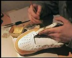 How to Customize a pair of Nike Air Force One sneakers « Fashion Design