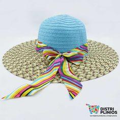 df1988d41d4df Sombrero De Dama Brillante Hermosos sombreros para dama viene en cuatro  diferentes colores verde