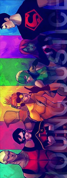 #YoungJustice