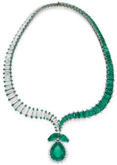 Necklace Harry Winston, 1956 Christie's