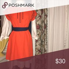 Embroidered Dress This dress is just awesomesauce. My listing rule is: if I haven't worn this in more than 6 months, list it. If it reminds me of something that makes me sad, list it. If it doesn't fit, list it. This made it into the pm listing based on nothing more than it's too cold in upstate NY!! My loss = your gain awesomesauce Dresses Fashion Tips, Fashion Design, Fashion Trends, 6 Months, Gain, Two Piece Skirt Set, Cold, Skirts, How To Make