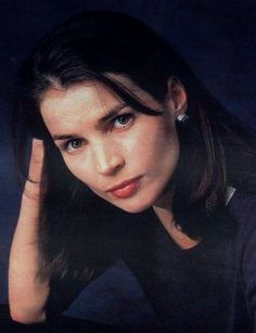 Julia Ormond (Legends of the Fall, Sabrina, Mad Men)