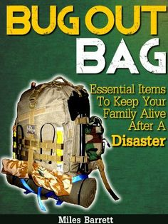 Bug Out Bag by Miles Bennett, http://www.amazon.com/dp/B008R0Y59W/ref=cm_sw_r_pi_dp_dQWiqb02H3BD6
