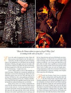 Expecting Frost....... a sweet article about Tasha Tudor.