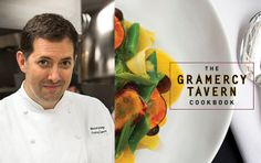 Compliments of the Chef with Michael Anthony  This week, Chefs Feed met up with renowned chef Anthony at his restaurant Gramercy Tavern in NYC's Flatiron District.