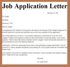 applications letter job application letter format resume tips resume examples sample resume