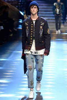 The New Route of Dolce & Gabbana — Vanity Teen