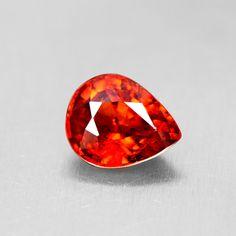 Wholesale Lot 4.5mm Square Cut Natural Mozambique Garnet Loose Calibrated Gems