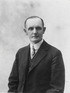 Walter Davidson (mechanical and future president)