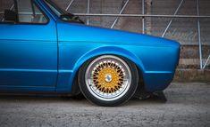 Built To Drive: The Dub Dynasty 1981 VW Caddy – Slam'd Mag Scirocco Volkswagen, Volkswagen Golf Mk1, Vw Mk1, Vw Tattoo, Tattoos, Caddy Daddy, Vw Caddy Mk1, Datsun Car, Golf Mk2