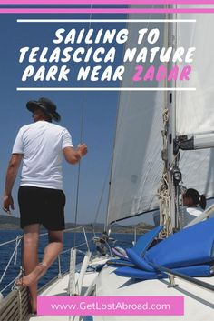 What to know before sailing to Telascica Nature Park near Zadar? | Travel tips Croatia | Things to do in Zadar | Places to visit near Zadar | Croatia wanderlust