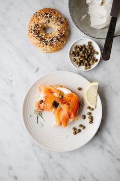 Salmon & cream chees