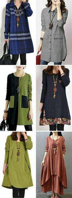 Comfy Dresses For Fall Winter Fashion Mode Outfits, Fall Outfits, Casual Outfits, Fashion Outfits, Womens Fashion, Fashion Trends, Fashion Ideas, Pretty Outfits, Beautiful Outfits
