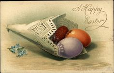 A Happy Easter Eggs