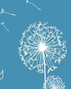eloise renouf blowing dandelion - Google Search