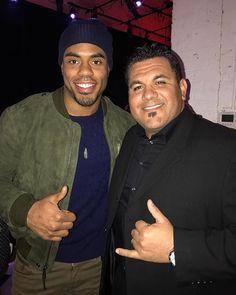 """Great night in NYC meeting New York Giants Rashad Jennings at @joshvietti 's event for Ralph Lauren's #PoloRedExtreme launch party. Good times! • • • #VargasEntertainmentGroup #VargasEntertainment #LAtoNYC #Global #MediaSpecialist #MusicVideos #Production #NFL @rashadjennings #RashadJennings #JoshVietti #RalphLauren #NewYorkGiants #Baller #Ballers #VIP #EventProfs #Entertainment #MovieProducer #FilmCompany #FilmExecutive #ExecutiveProducer #OCMedia #HarveyVargasHomes #HarveyVargas…"