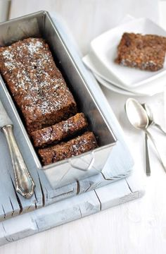 Carrot Coconut Breakfast Loaf #AnjasFood4Thought