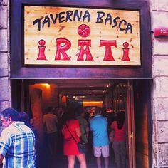 Taverna Basca Irati, Barcelona (Spain)