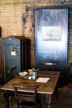 Hurwundeki Cafe | London
