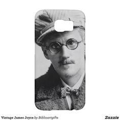 Vintage James Joyce Samsung Galaxy S6 Cases