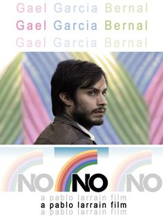 No. 2012. D: Pablo Larraín.  To hear the show, tune in to http://thenextreel.com/tnr/no or check out our Pinterest board: http://www.pinterest.com/thenextreel/the-next-reel-the-podcast/  http://www.youtube.com/c/ThenextreelPodcast  https://www.facebook.com/TheNextReel   https://twitter.com/TheNextReel  http://instagram.com/thenextreel  http://www.flickchart.com/thenextreel  http://letterboxd.com/thenextreel