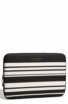 kate spade new york laptop sleeve normally $60.00 got it for $24.99