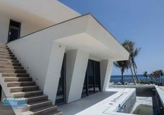 Modern concrete homes built by Cayman Structural Group. Residential and commercial general contracting of concrete houses in the Cayman Islands. Concrete Houses, Concrete Building, Grand Cayman Island, Cayman Islands, Construction Services, New Construction, Luxury Homes, Building A House, House Design