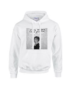 Justin Bieber - Purpose World Tour Hoodie unisex adults Size S to 2XL